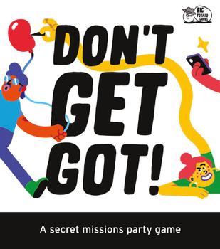 Don't Get Got! board game