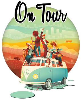 On Tour board game