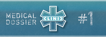 Clinic: Medical Dossier 1 board game