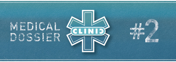 Clinic: Medical Dossier 2 board game