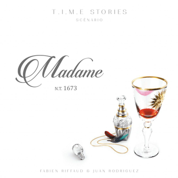 T.I.M.E Stories: Madame board game