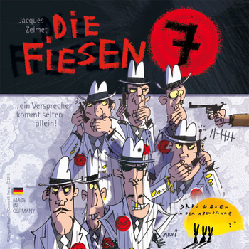Die fiesen 7 board game