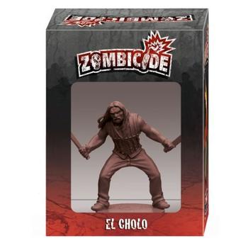 Zombicide Survivor: El Cholo board game