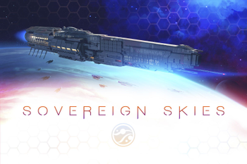 Sovereign Skies board game