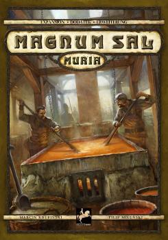 Magnum Sal: Muria board game