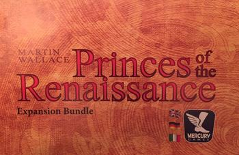 Princes of the Renaissance: Expansion Bundle board game