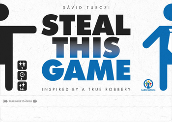 Steal This Game board game
