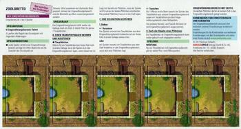 Zooloretto: Familiarisation Area board game