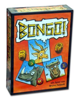 Bongo! board game