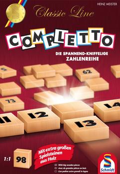 Completto board game