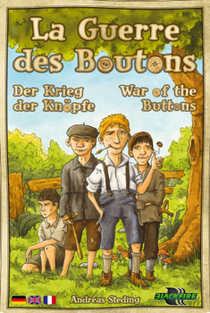 War of the Buttons board game