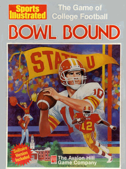 Bowl Bound board game