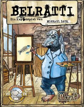 Belratti board game