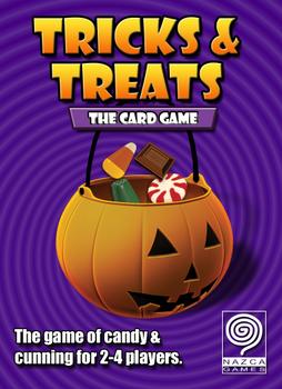 Tricks & Treats board game