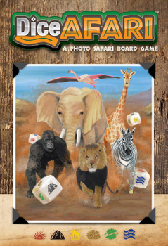 DiceAFARI board game