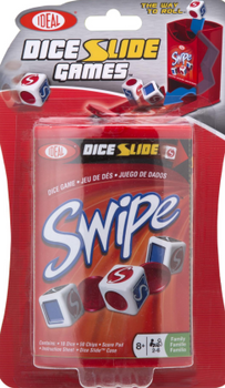 Swipe board game