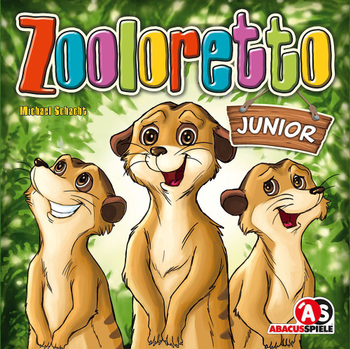 Zooloretto Junior board game