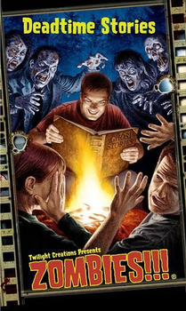 Zombies!!! Deadtime Stories board game