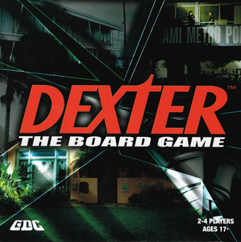 Dexter: The Board Game board game