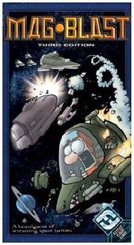 Mag·Blast (Third Edition) board game