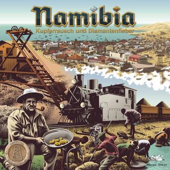 Namibia board game
