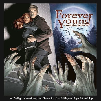 Forever Young: A Vampire Game board game
