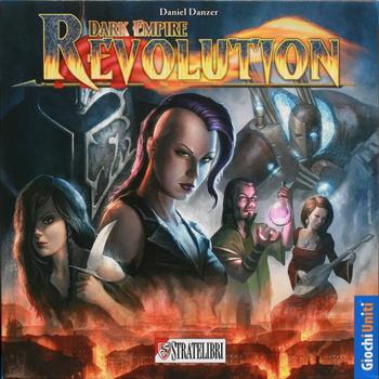 Dark Empire: Revolution board game