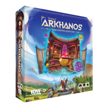 The Towers of Arkhanos board game