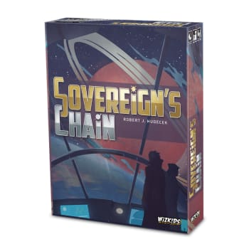 Sovereign's Chain board game
