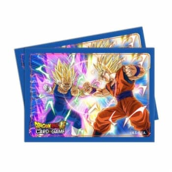 Dragon Ball Super: Deck Protector Sleeves - Vegeta vs Goku (65) board game