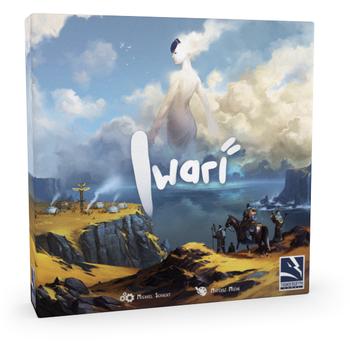 Iwari board game