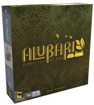 Alubari: A Nice Cup of Tea board game