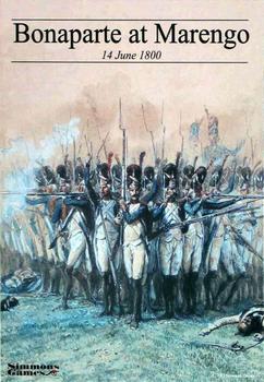 Bonaparte at Marengo board game