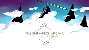 The Shipwreck Arcana: Stars Below board game
