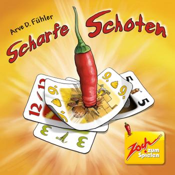 Scharfe Schoten board game