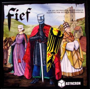 Fief board game