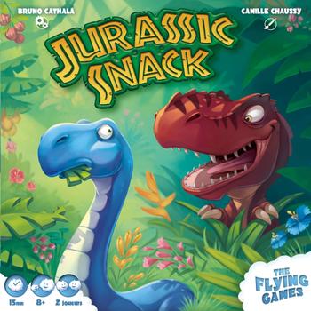 Jurassic Snack board game