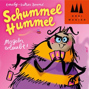Schummel Hummel board game