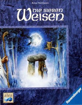Die Sieben Weisen board game