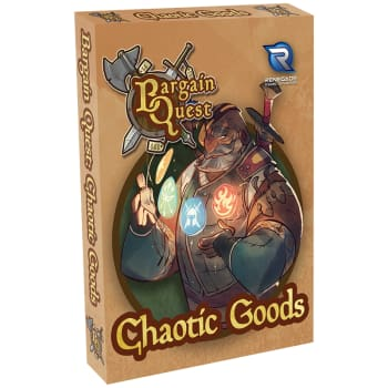 Bargain Quest: Chaotic Goods board game