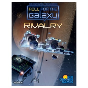 Roll for the Galaxy: Rivalry Expansion board game