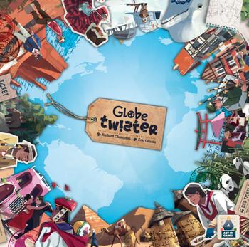 Globe Twister board game