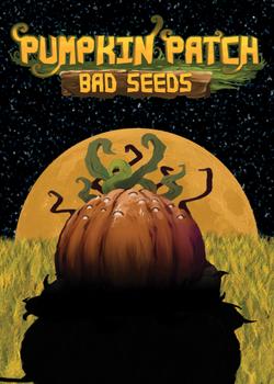 Pumpkin Patch: Bad Seeds board game