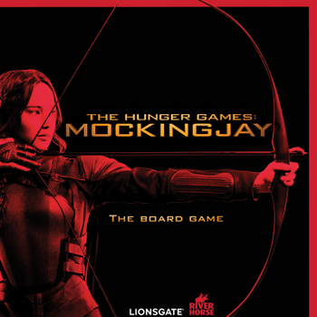 The Hunger Games: Mockingjay – The Board Game board game