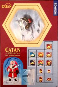 Catan Scenarios: Santa Claus board game