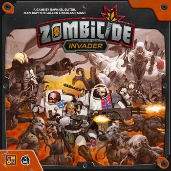 Zombicide: Invader board game