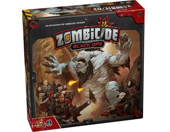 Zombicide: Invader - Black Ops board game
