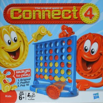 Connect 4 (Revised Edition) board game