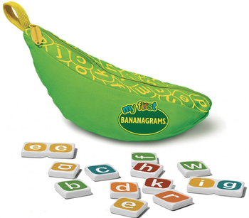 My First Bananagrams board game