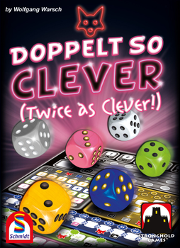 Twice As Clever! board game